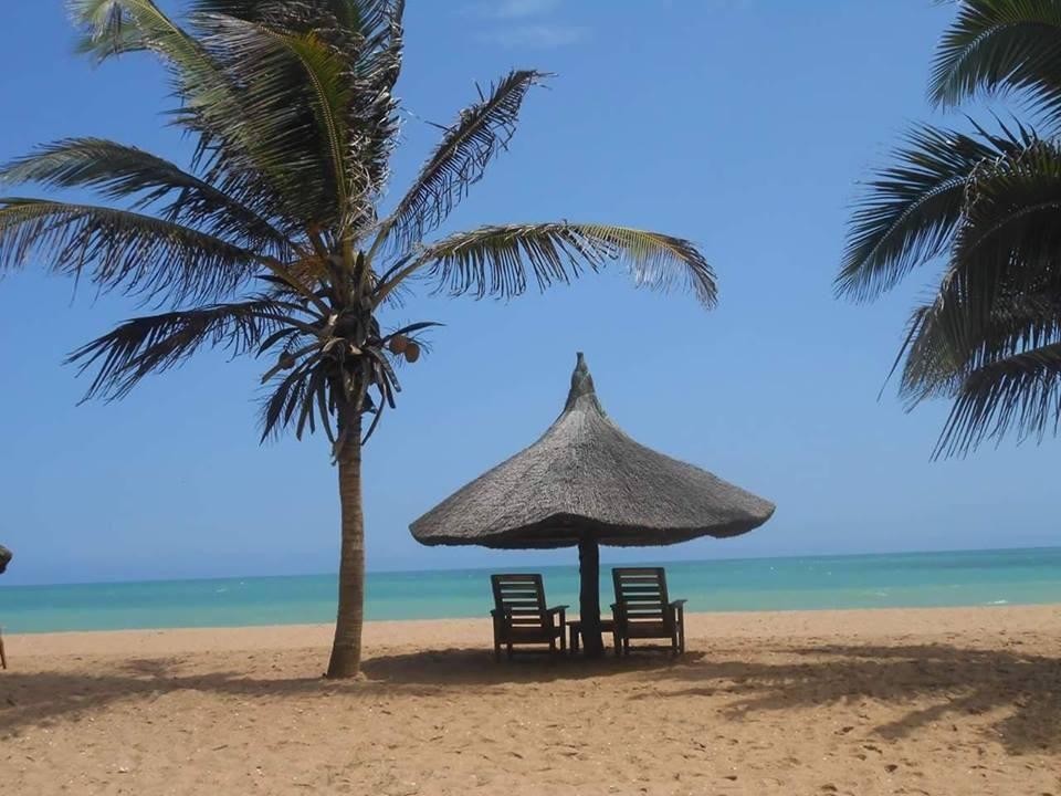 Voyage à pied : Bénin : Au bord de l\'océan atlantique