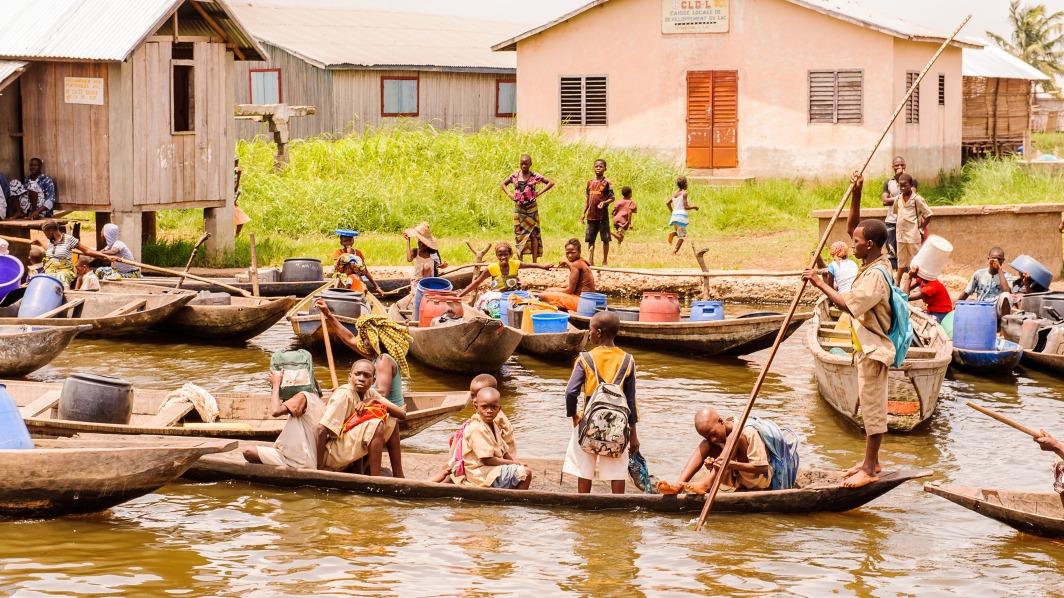 Voyage à pied : Tour ethno-photographique du bénin