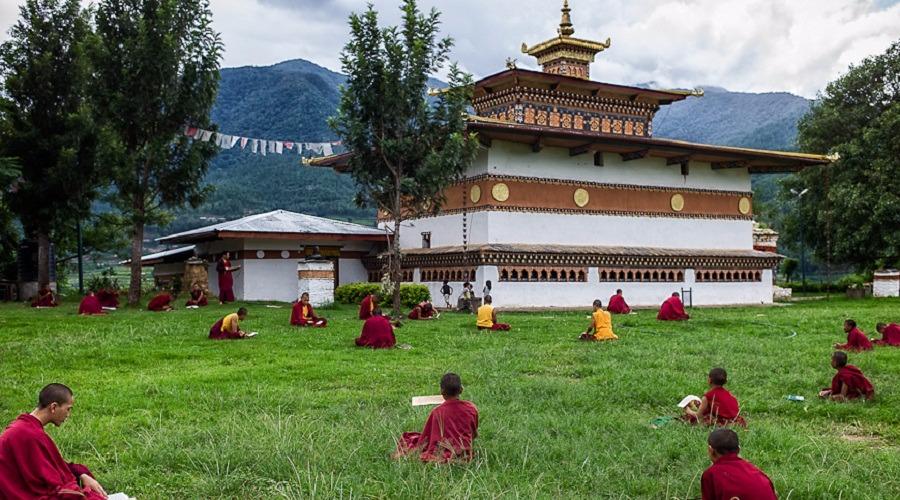 Voyage à pied : Culture et nature bhoutanaises