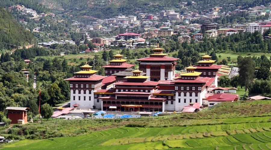 Voyage à pied : Le meilleur du bhoutan