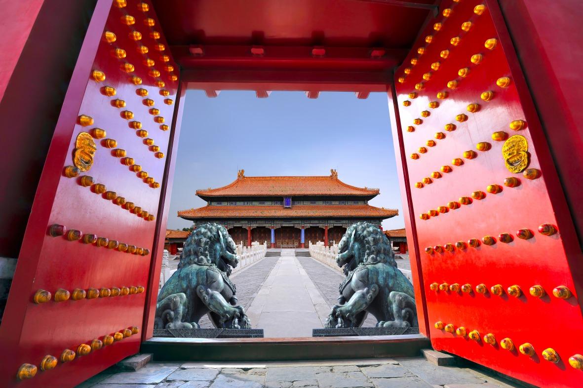 Voyage à pied : Chine express