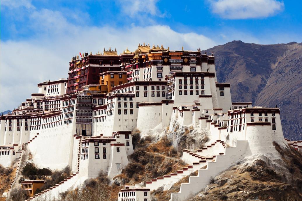 Voyage à pied : Tibet, sur le toit du monde