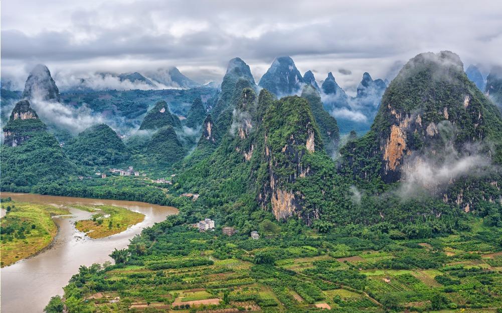 Voyage à pied : Aux confins de la chine