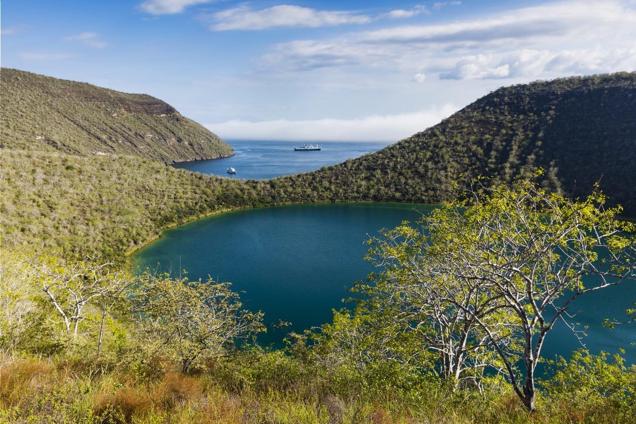 Voyage à pied : Evasion liberté sur les îles galápagos