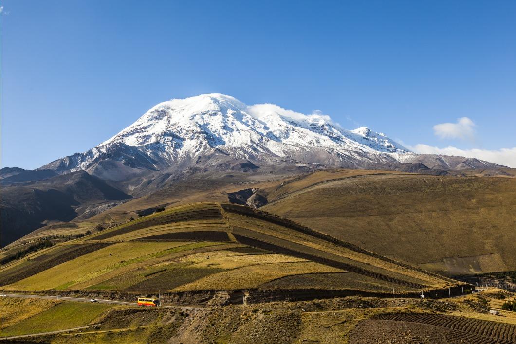 Voyage à pied : Équateur : Trekking sur les volcans des andes