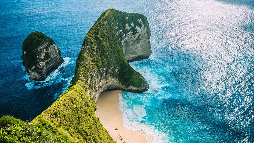 Voyage à pied : Bali: extension nusa penida