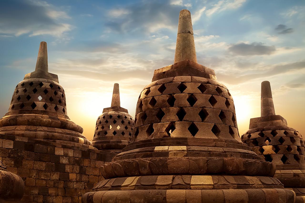 Voyage à pied : Java-centre essentiel