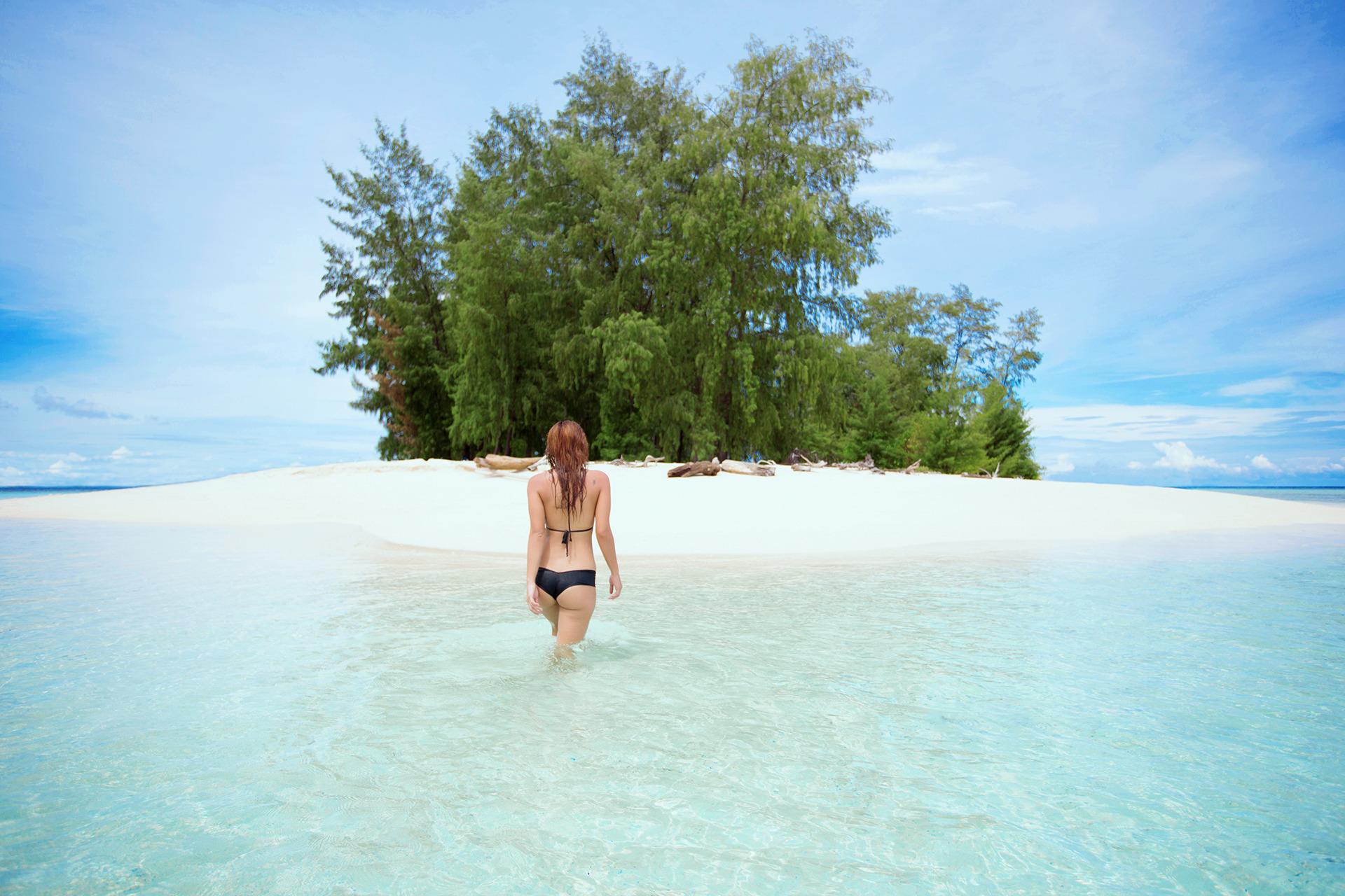 Voyage à pied : Java-centre: extension karimunjawa