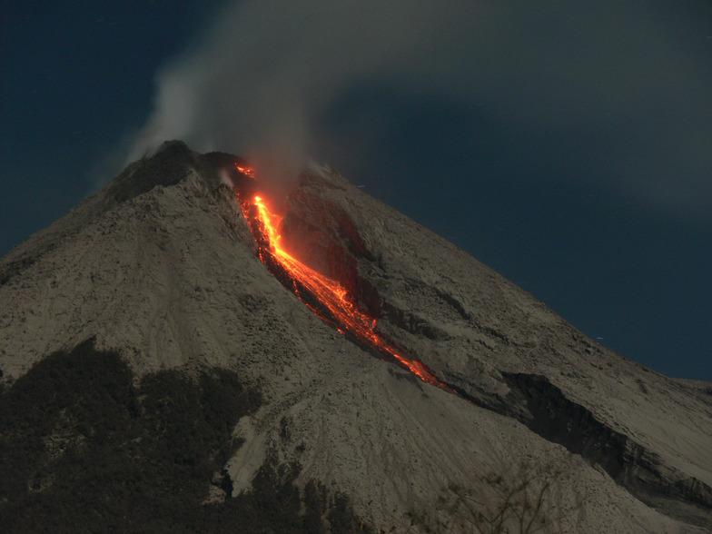 Voyage à pied : Java, bali & lombok: montagnes de feu