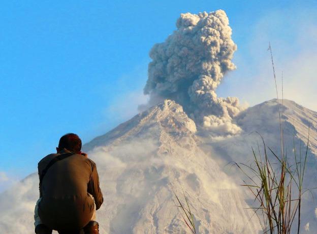 Voyage à pied : Indonésie : Semeru, bromo, kawah ijen: les sommets des dieux