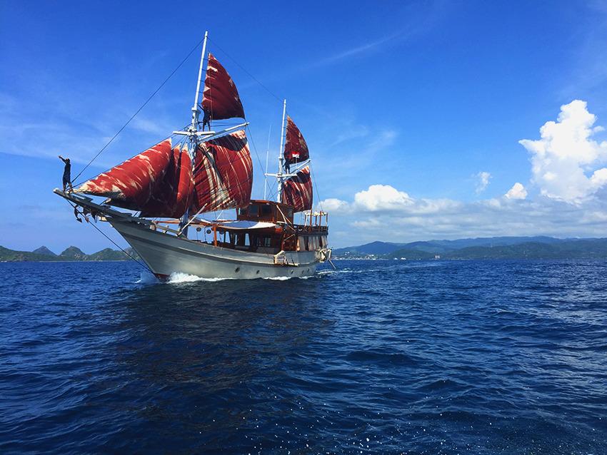 Voyage à pied : Komodo: croisière zen de 5 jours