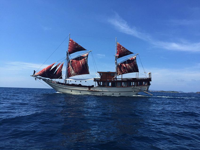 Voyage à pied : Komodo: croisière zen de 7 jours