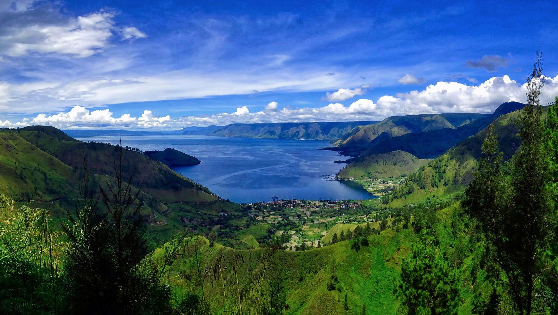 Voyage à pied : Sumatra-nord essentiel