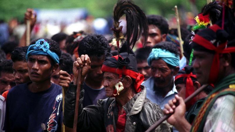 Voyage à pied : Pasola et guerriers de sumba