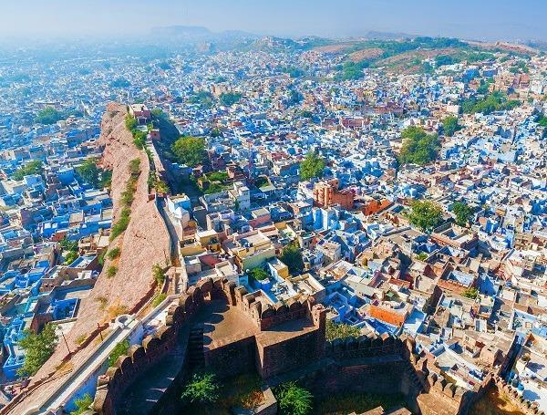 Voyage à pied : Inde : Le meilleur du rajasthan