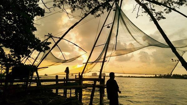 Voyage à pied : Inde : Le long des sentiers du kerala en vélo