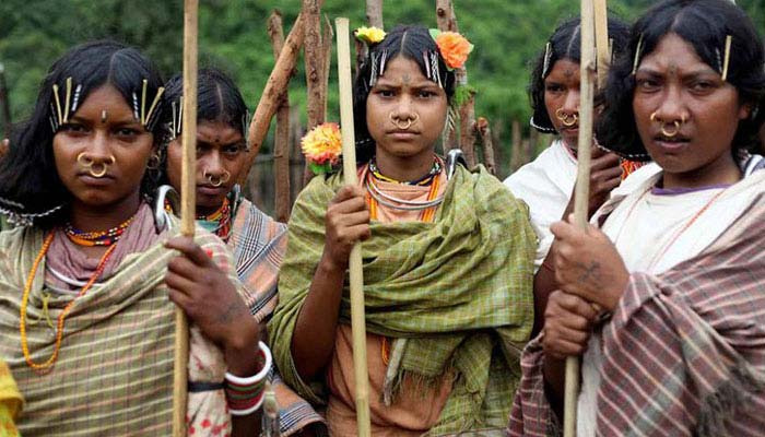 Voyage à pied : A la rencontre des tribus des orissa