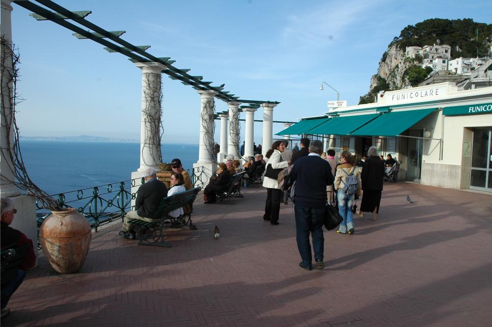Voyage à pied : Naples et la péninsule de sorrente
