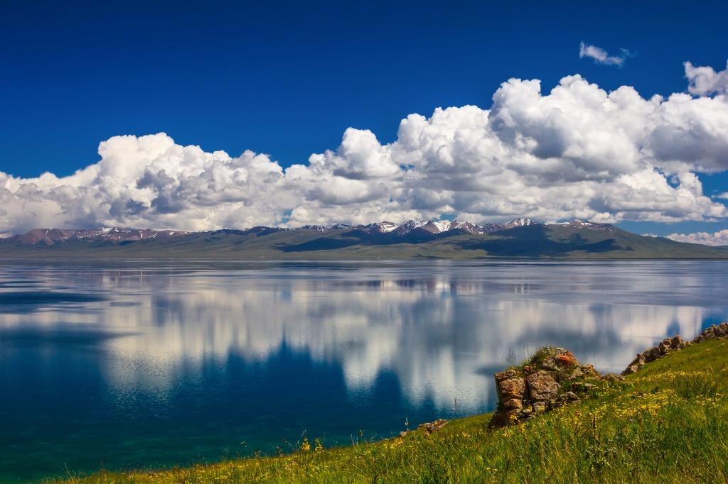 Voyage à pied : Aventure au lac kel-suu
