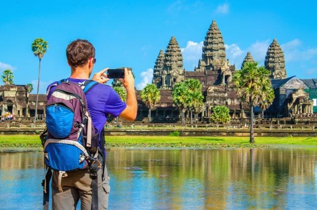 Voyage à pied : Cambodge : Circuit liberté