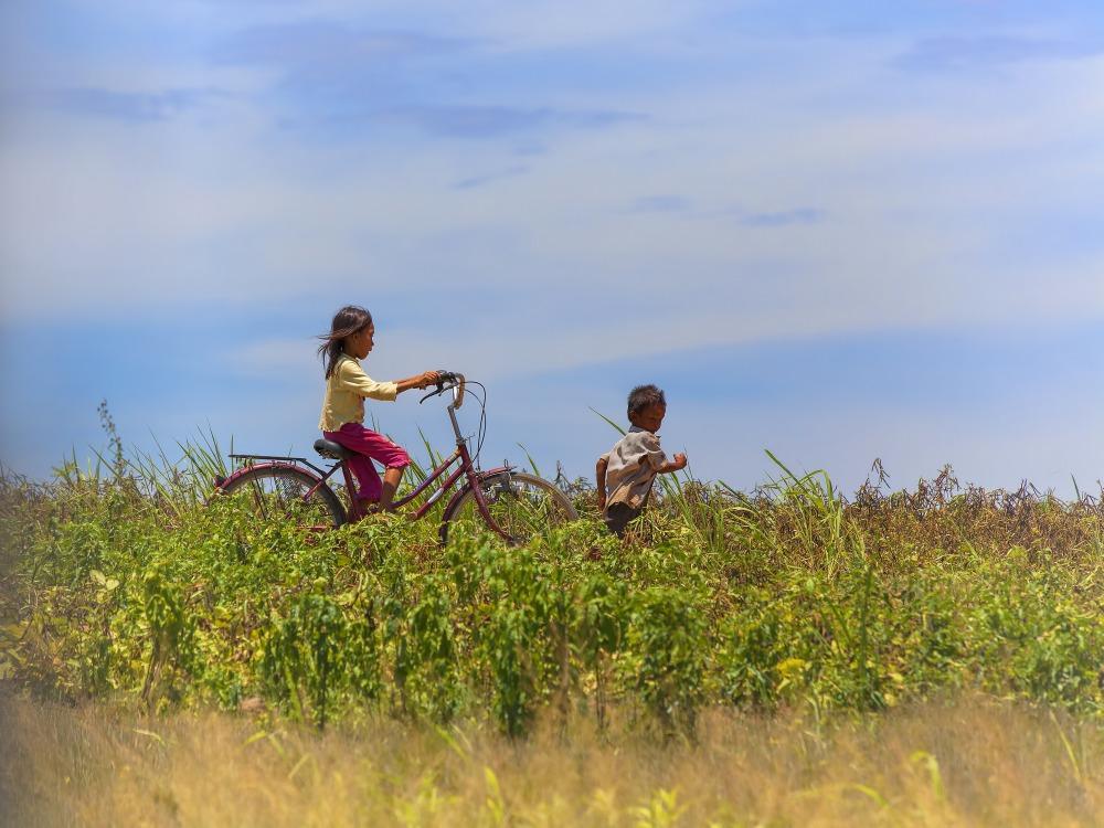Voyage à pied : Escapade d\'une journée à koh dach (île de la soie)