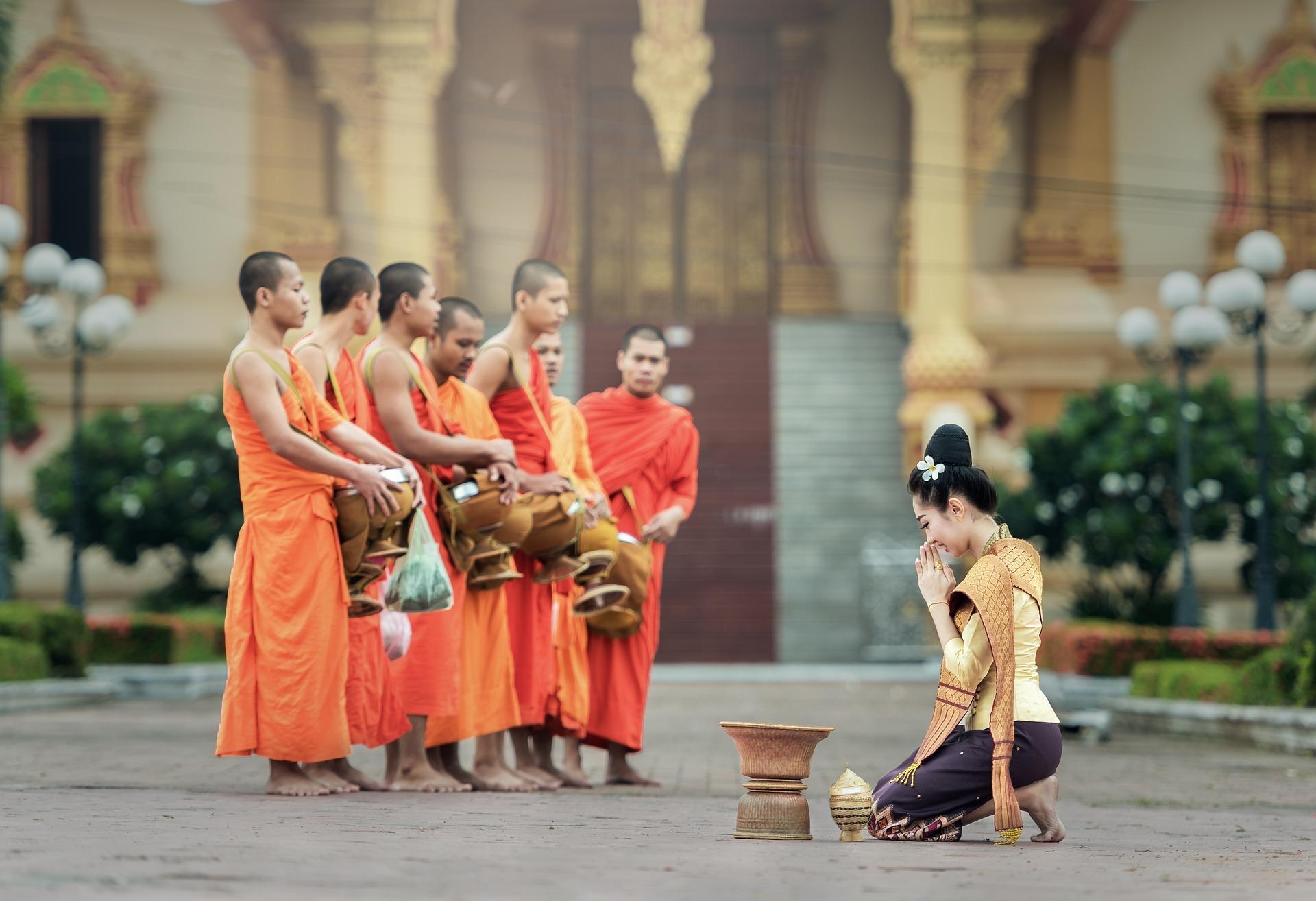 Voyage à pied : Le laos sous tous les angles