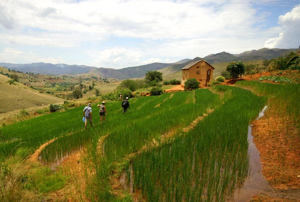 Voyage à pied : Le trekking des hautes terres