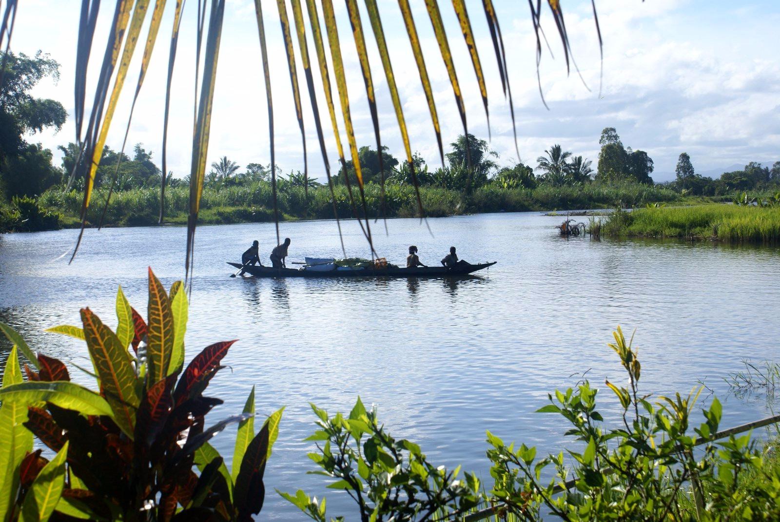 Voyage à pied : Canaux et luxuriance de l\'est malgache