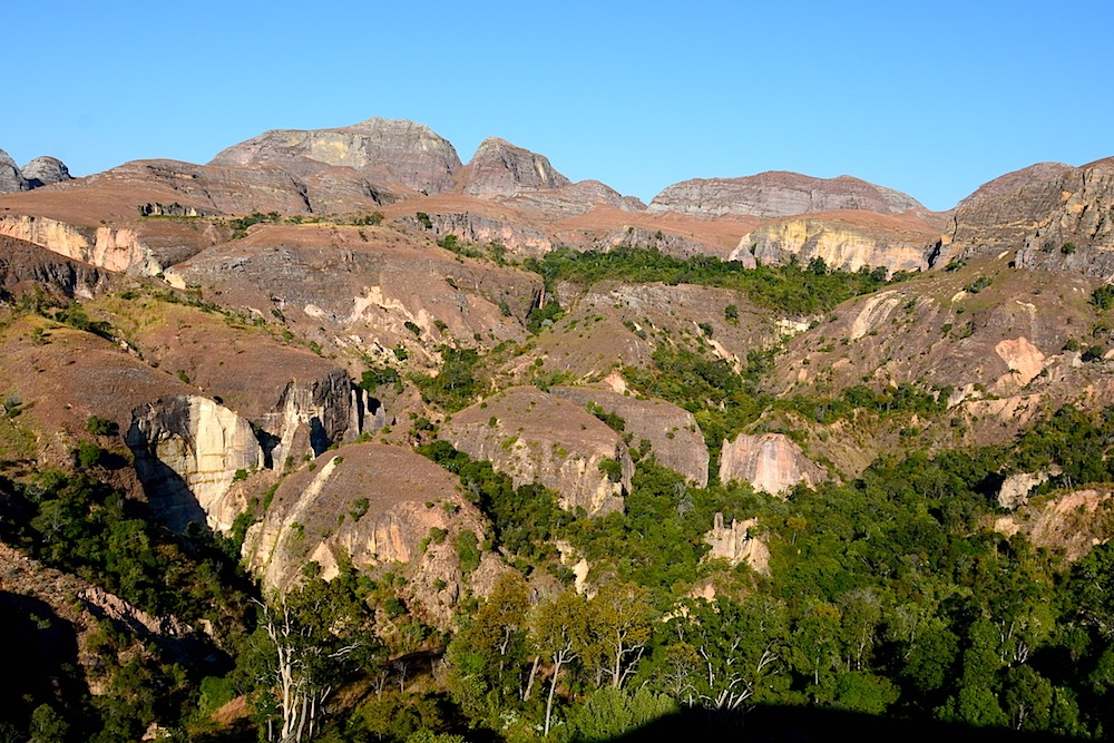 Voyage à pied : La traversée du nord makay