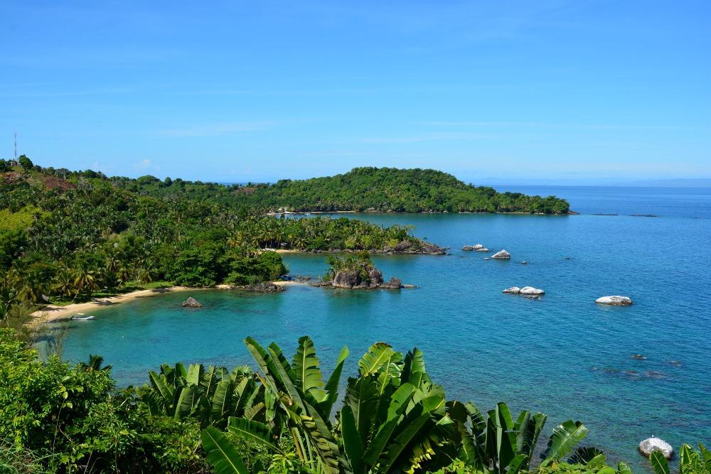 Voyage à pied : L\'est, andasibe, le canal des pangalanes et sainte marie