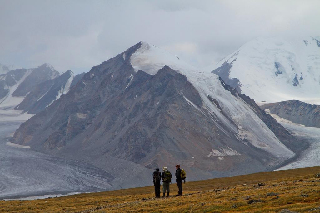 Voyage à pied : Randonnée dans l\'altai tavan bogd