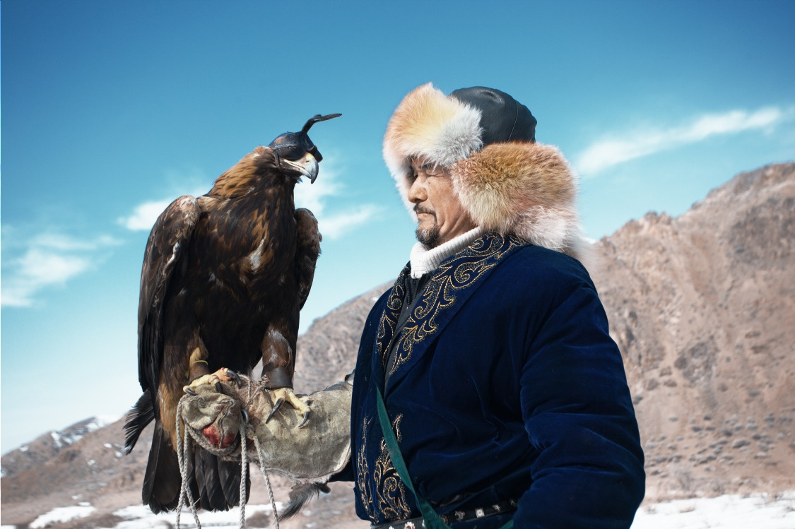 Voyage à pied : Le festival des aigles