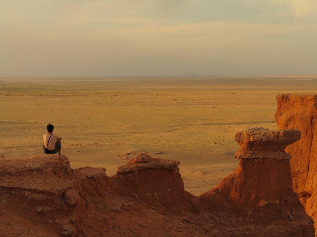Voyage à pied : Mongolie : Trek et gobi