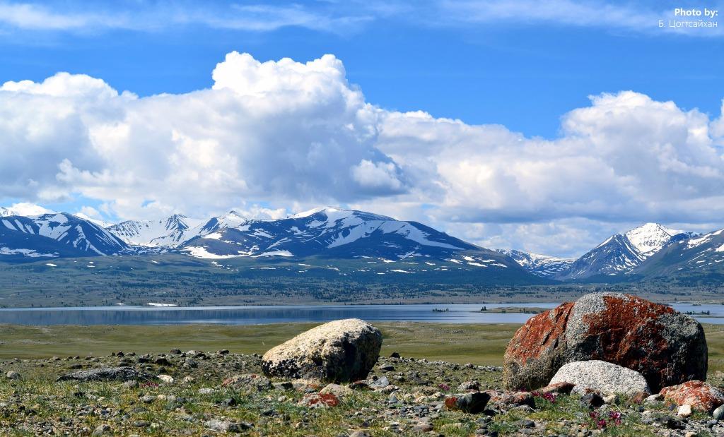 Voyage à pied : Magie de l\'ouest mongol