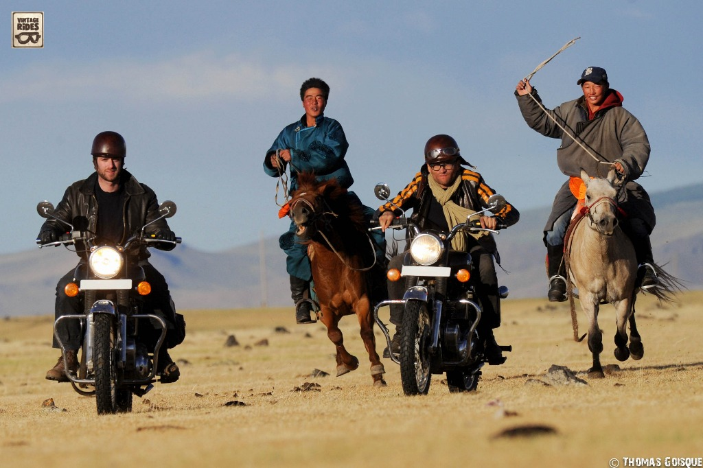 Voyage avec des animaux : Chevauchée mécanique