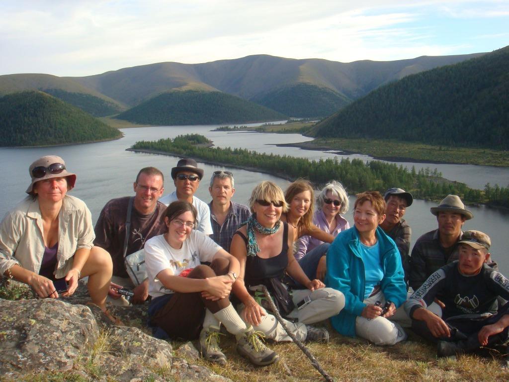 Voyage à pied : Randonnée chez les nomades de l\'orkhon