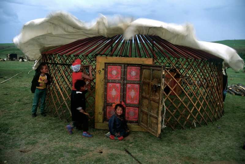 Voyage à pied : Développement personnel dans les steppes