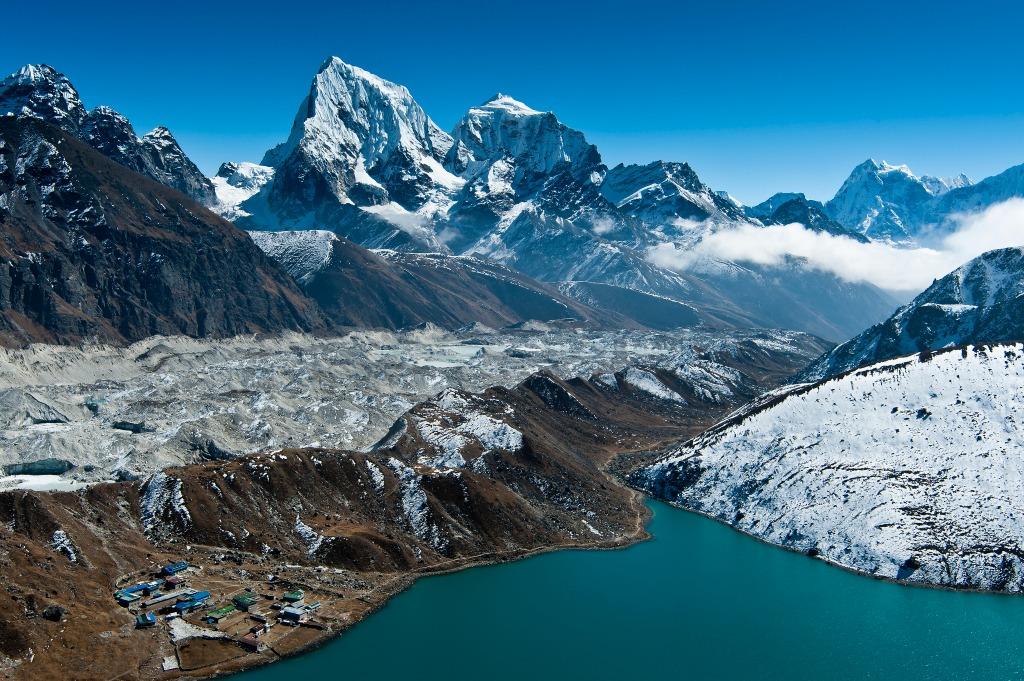 Voyage à pied : Nepal : Les lacs de gokyo