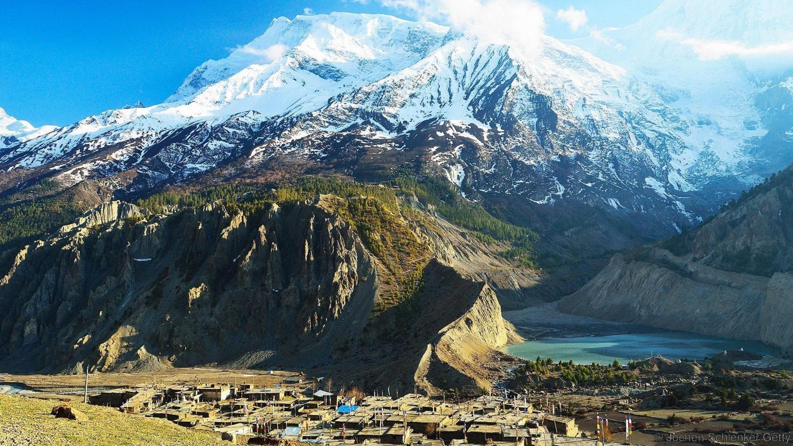 Voyage à pied : Annapurna inédit: la vallée de naar phu