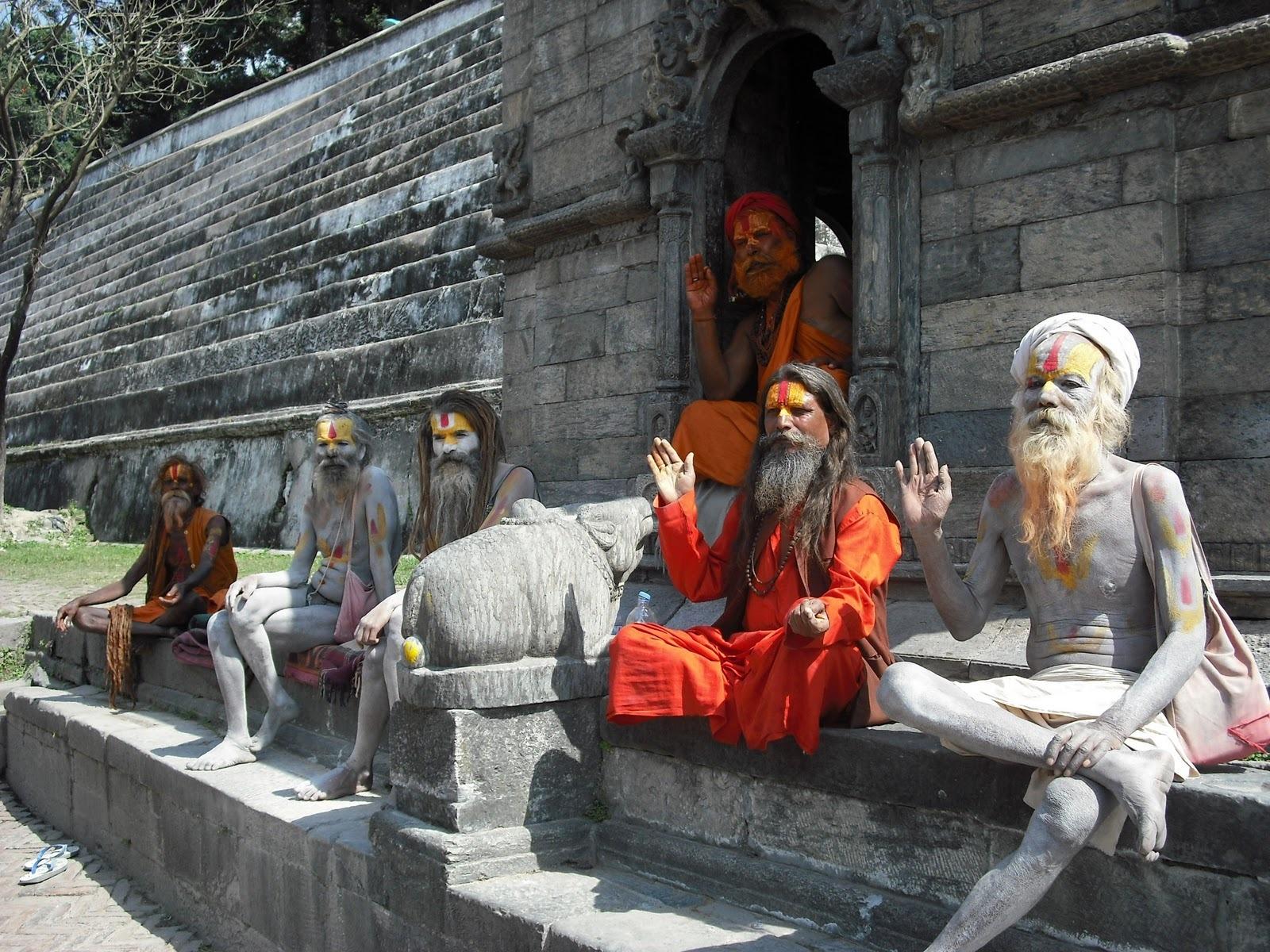 Voyage à pied : Katmandou: la cité des dieux
