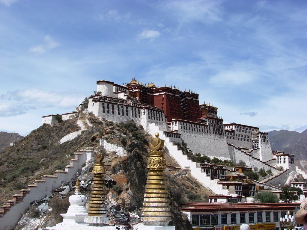 Voyage à pied : De katmandou à lhasa